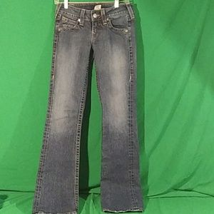 True religion bootcut jeans sz 27